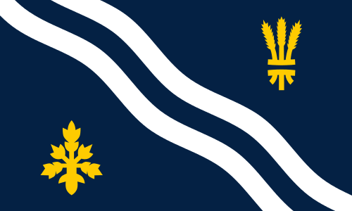 Flag of Oxfordshire