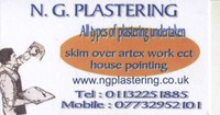 Ng Pointing And Plastering