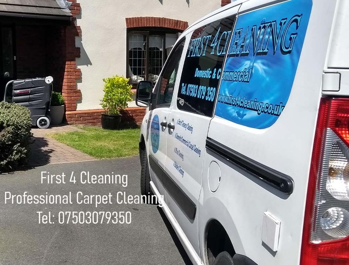 First 4 Cleaning Services
