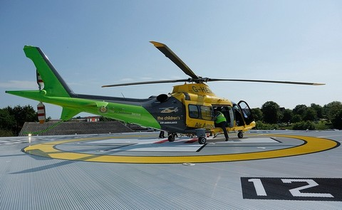 The Children's Air Ambulance | The Air Ambulance Service