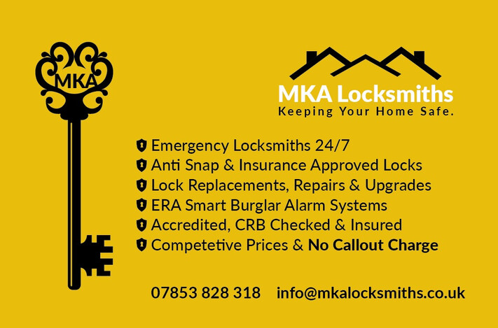 MKA Locksmiths